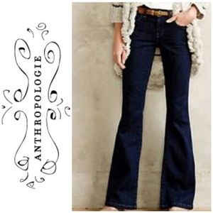 Pilcro and Letterpress Flare Jeans
